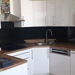 Barevné sklo Lacobel - obklady do kuchyně 73