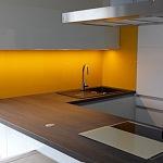 Barevné sklo Lacobel - obklady do kuchyně 74