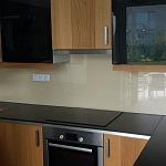 Barevné sklo Lacobel - obklady do kuchyně 77
