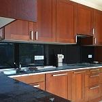 Barevné sklo Lacobel - obklady do kuchyně 7