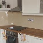 Barevné sklo Lacobel - obklady do kuchyně 83