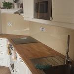 Barevné sklo Lacobel - obklady do kuchyně 84