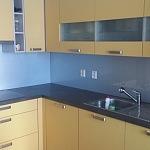 Barevné sklo Lacobel - obklady do kuchyně 85