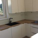Barevné sklo Lacobel - obklady do kuchyně 88