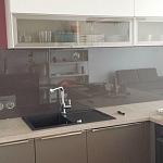 Barevné sklo Lacobel - obklady do kuchyně 89