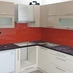 Barevné sklo Lacobel - obklady do kuchyně 92