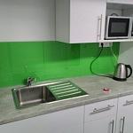 Barevné sklo Lacobel - obklady do kuchyně 99
