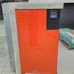 Barevné sklo Lacobel - panel