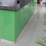 Barevné sklo Lacobel - recepce 3