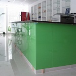 Barevné sklo Lacobel - recepce 5