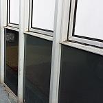 Barevné sklo Lacobel montáž - Metalac 1