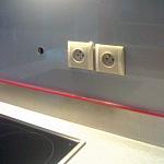 Barevné sklo Lacobel montáž - Metalac 20