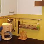 Barevné sklo Lacobel montáž - Metalac 40