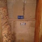 Barvené sklo Lacobel - toaleta 2