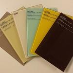 Barvené sklo Lacobel - výběr 2