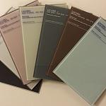 Barvené sklo Lacobel - výběr 4