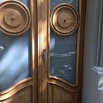 bezpečnostní sklo - vchodové dveře 4