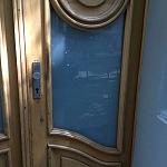 bezpečnostní sklo - vchodové dveře 3