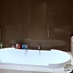 Kalené sklo - koupelna 4