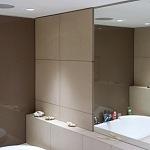 Kalené sklo - koupelna 5