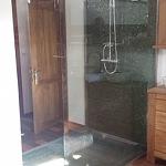 Kalené sklo - koupelna 8