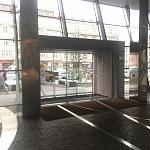 Kalené sklo - prosklený vchod 7