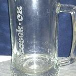 Pískování skla - dárkové předměty - sklenice 10