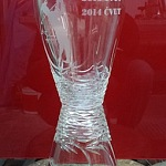 Pískování skla - dárkové předměty - sklenice 14