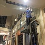 Protipožární sklo - obchodní centrum 1