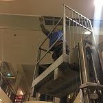 Protipožární sklo - obchodní centrum 3
