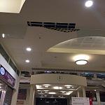 Protipožární sklo - obchodní centrum 6