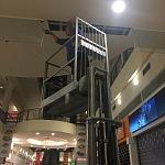 Protipožární sklo - obchodní centrum 7
