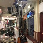 Protipožární sklo - obchodní centrum 8