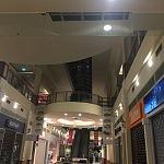 Protipožární sklo - obchodní centrum 9
