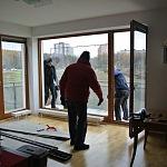 zasklívání oken Barrandov 14