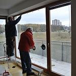 zasklívání oken Barrandov 18