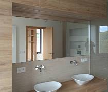 Koupelnová zrcadla do koupelny