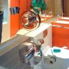Koupelnové zrcadlo do koupelny 8