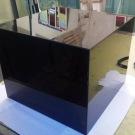 Skleněný konferenční stolek 3