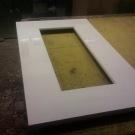 Skleněný stůl 2